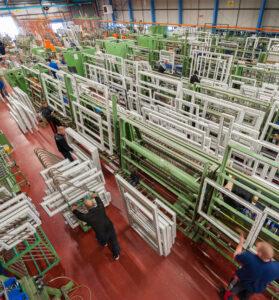 Shepley Inside the factory