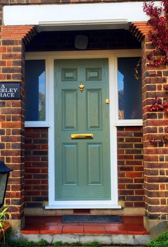 The Composite Door Evolution